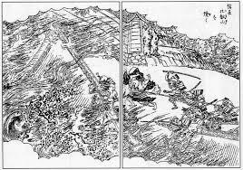 織田信長の比叡山焼き討ち【図】