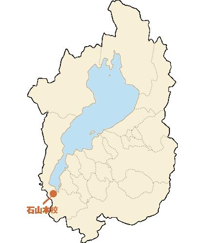 滋賀教室地図