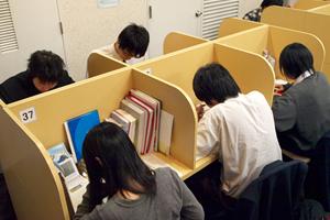 自習室の無料開放